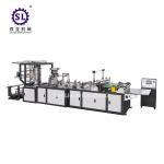 Quality Computer Control Zipper Lock Bag Making Machine 20-120pcs/min Speed wholesale