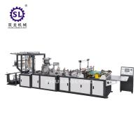 Quality Full automatic zip lock bag making machine double lines sealing knife and bottom sealing knife wholesale
