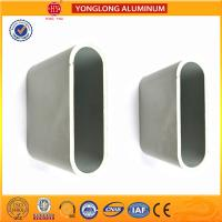 Quality Industrial Aluminum Heatsink Extrusion Profiles 1.0 / 1.2 Thickness wholesale
