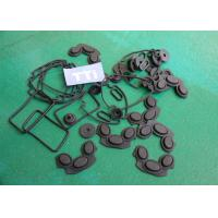 Quality Precision Plastic Injection Molded Parts / Rubber Molded Pads / Seals / Gaskets wholesale