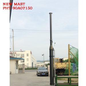 Quality 15m Height 300kg payloads pneumatic telescopic mast telecommunication tower wholesale