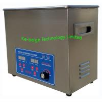 Quality Hospital Benchtop Ultrasonic Cleaner Medical Instrument Ultrasound Cleaning Machine wholesale