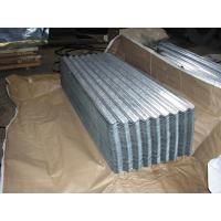 Quality SGCH , SGCC, G550, JIS G3302 steel spangle Galvanized Corrugated Roofing Sheet / Sheets wholesale