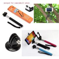 Quality Extend Selfie Stick Steadycam Handheld Camera Stabilizer Stainless Steel wholesale