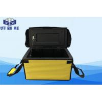 Quality Oxford Fabric Food Backpack Large Cooler Box With Eco Friendly Shipping EPP Foam wholesale