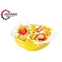 Quality Cereal Corn Flakes Puffed Corn Snack Making Machine Breakfast Cereals Production wholesale