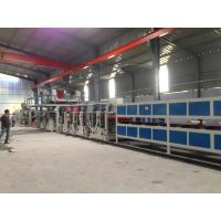 Cheap ACP Aluminum Composite Panel Production Line 0.18mm - 0.8mm Thickness Steel Coating Line for sale