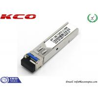 Quality 1.25G SFP Fiber Optic Transceiver wholesale