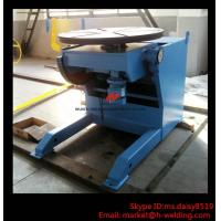 Cheap High Frequency welding Turning Table With Working Table / Pedestal Schneider for sale