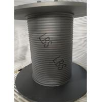 Buy cheap Nonstandard Winch grooved drum with brake belt/customized groove type from wholesalers