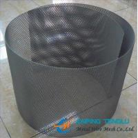 Quality Expanded Titanium Mesh Without Toxic Used for Living Organisms wholesale