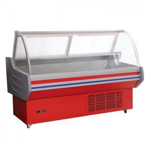 China Deli Counter Display Panasonic Compressor , Deli Refrigeration Equipment on sale
