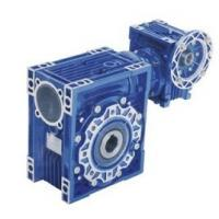 Quality Double Reduction NMRV Worm Gearbox Equivalent Motovario Gear Motor For Industrial wholesale