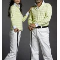 China Hot Selling Wholesale Golf T-shirts For Couples on sale