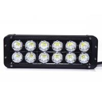 Quality Super Bright 11 Inch 120W Off Road Vehicle Cree Led Light Bar For Truck wholesale