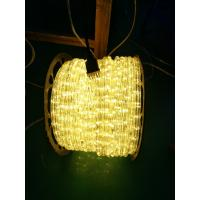 China led flexible rope light on sale