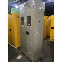 Quality Metal Fireproof Storage Cabinet For Storing Gas Oxygen / Paint / IBC Drum wholesale
