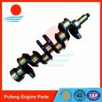 Quality 4BC1 4BC2 Crankshaft 5-12310-161-0 for ISUZU Forklift wholesale