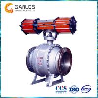 Quality Q647F Pneumatic Trunnion Ball Valve wholesale