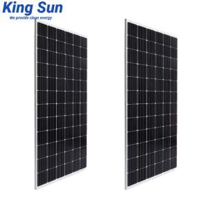 China Industrial 325 Watt Solar Panel Monocrystalline , 5BB Solar Panel on sale
