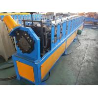 Quality Drywall Framing C Stud And Track Roll Forming Machine With PLC Control System wholesale