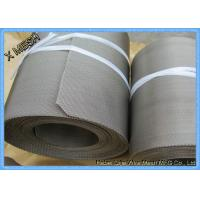 Quality SS304 Stainless Steel Woven Wire Mesh Screen 80 Mesh Diamter 0.12mm 1m X 30m wholesale