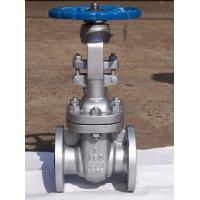 Quality API Stainless Steel CF8 2 Inch 150LB Wheel Handle Flanged Gate Valve For Oil wholesale