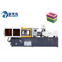 Quality 57.35 KW Soft Plastic Injection Molding Machine Volume Type Oil Lubrication wholesale