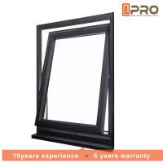 Quality Thermal Break Triple Glazed Tilt And Turn Aluminium Windows Horizontal Opening Pattern wholesale