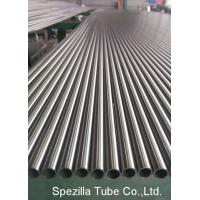 Quality A270 TP316L Seamless Stainless Steel Sanitary Pipe 180 Grit Outside & Inside Polished wholesale