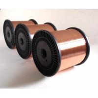China Enamelled cca (Copper Clad Aluminum Wire) wire on sale