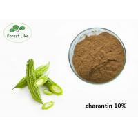 Quality 10% Charantin Herbal Powder For Weight Loss / Bitter Melon Extract Powder wholesale