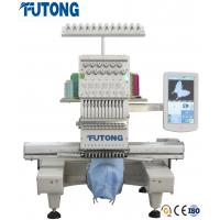 China New Commercial Single Head cap Embroidery Machine on sale