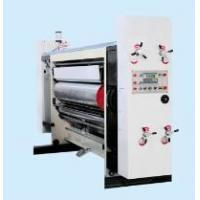 Quality Corrugated Carton Printing Slotting Machine Alloy Steel Material CE Approval wholesale