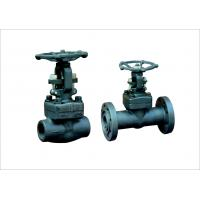China F11 Socket Weld Gate Valve Handwheel Operation For Petrochemical Industry/forged steel gate valve/F51/F11 on sale