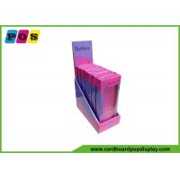 China Custom Made Retail Packaging Boxes ODM / OEM For Necklace PVC Box CDU073 on sale
