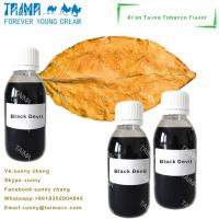 Cheap Hot selling high concentrated PG/VG Based pure flavour Black Devil flavor for for sale