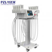 Quality Medical Customized Lipo Laser Slimming Machine / Body Slimming Equipment wholesale