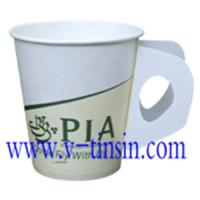 China Hot cups with handle on sale