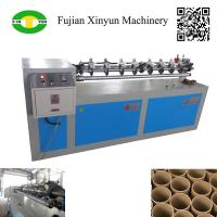 China High quality semi automatic paper tube log saw cutting machine on sale
