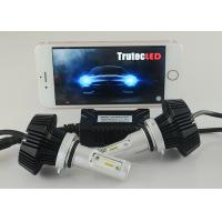 Quality  G7 Conversion Kit 12V LED Headlight HB4 White LED Headlight Bulbs 9006 wholesale