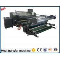 China New type Large format 2017 manufacturer design rotary sublimation printing heat transfer machine for fabric factory26D on sale