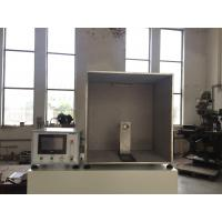 Quality Fabric Laboratory Textile Testing Instruments Large Fabric Hanging Standard NFPA701-2 wholesale