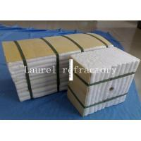 China Industry Ceramic Fiber Refractory For Stack Linings , Ceramic Fiber Cloth on sale