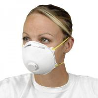 Quality Non Woven Activated Carbon Respirator N95 , Carbon Filter Dust MaskWith Valve wholesale