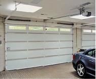 China Single Sheet Garage Door on sale