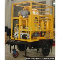 Quality Vacuum Insulating Oil Filtration Machine wholesale