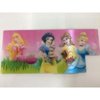 Quality Disney Changing Pictures PET 3d Hologram Stickers For Kids , Pantone Color wholesale