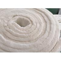 Quality Heat Resistant Refractory Ceramic Fiber Blanket For Boiler Insulation Erosion Resistance wholesale