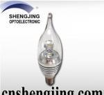 Quality E14 LED Candle Light 3W wholesale